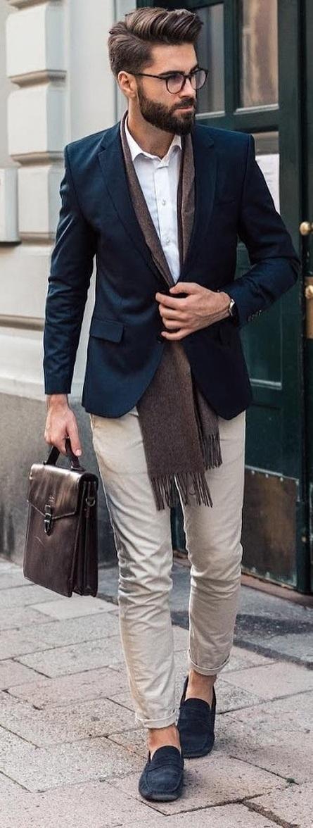 Formal Wear For Men To Try In Winter