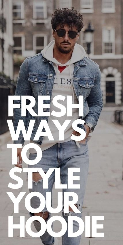 Fresh Ways to Style Your Hoodie