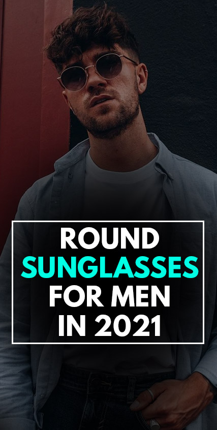 Round Sunglasses for Men 2021