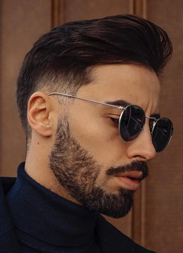 Best Hairstyle and Beard Combos For Men 2021