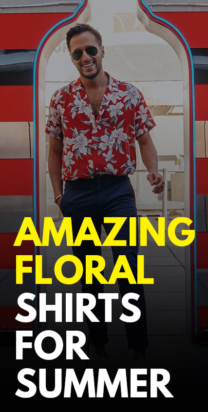 Amazing Floral Shirts For Summer