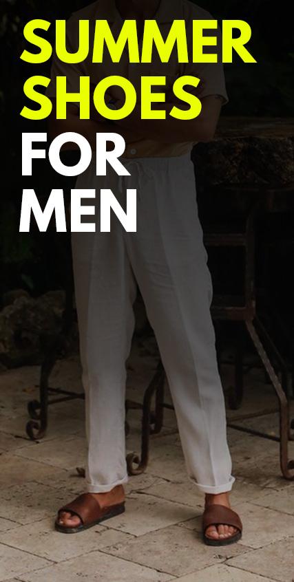 SUMMER SHOES FOR MEN-