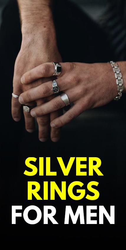 Silver Rings for Men-