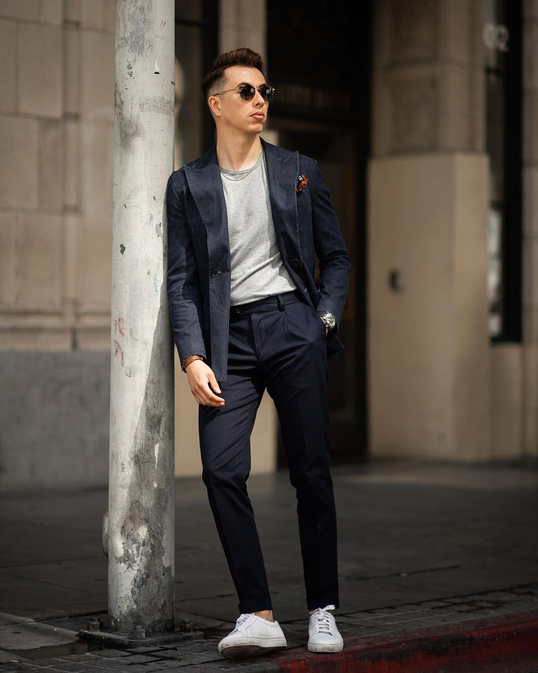 Summer Casuals Outfit for Men