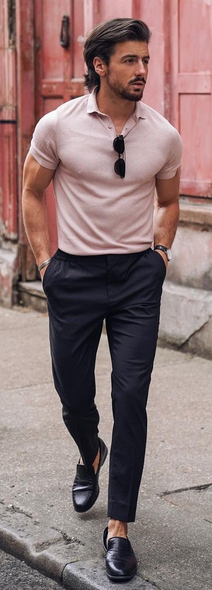 Chinos for Men- Summer Trousers