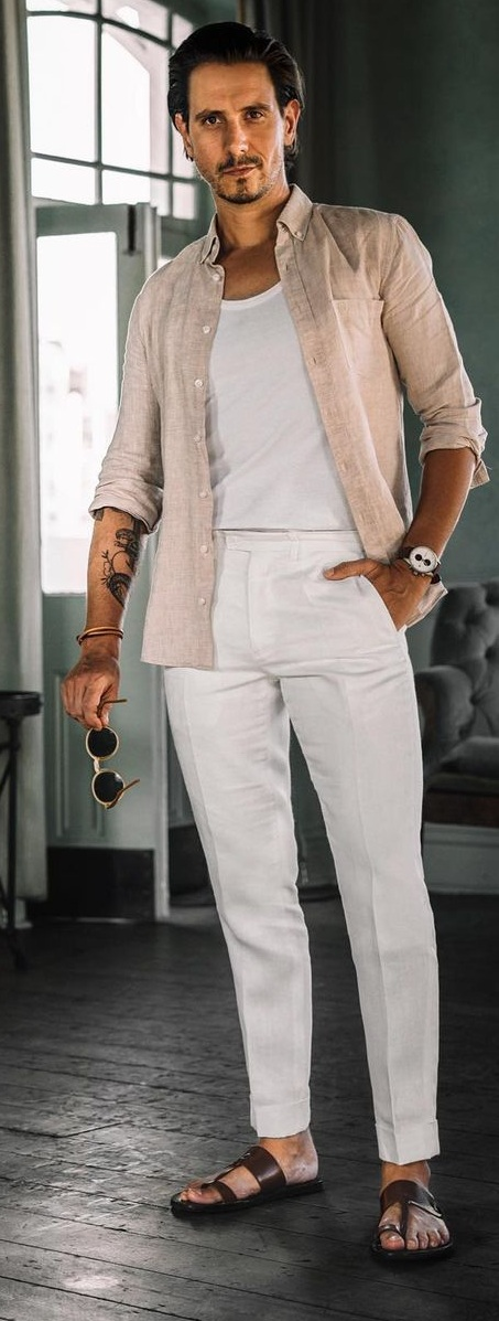 Vacation Outfit Ideas for Men