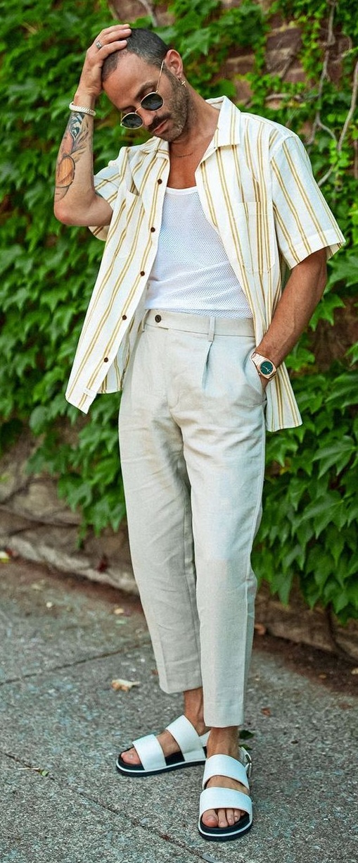 15 Best Summer Casual Outfits for Men