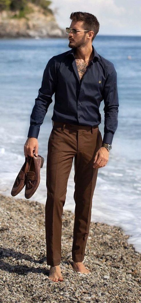 How To Rock Brown Color This Season
