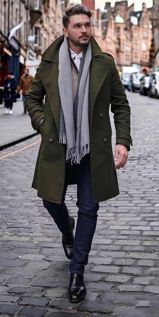 10 Ways To Master The Art Of Layering In Winter
