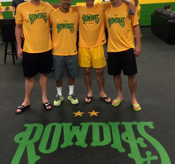 Rowdies Sign Four Young Invite-Only Combine Players