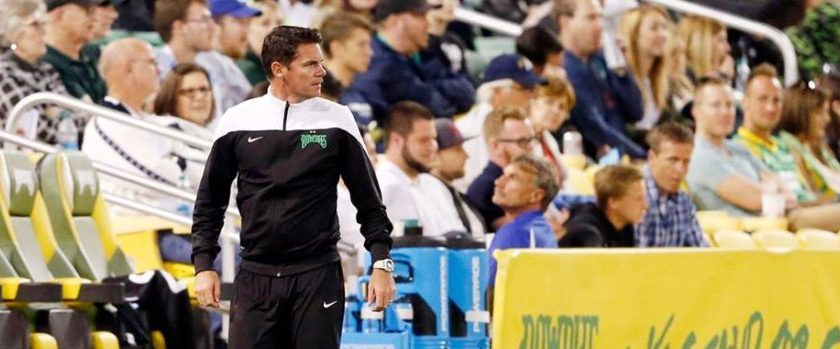 Rowdies Charged Up for Meeting with Cosmos
