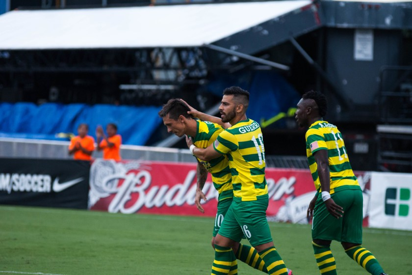 Fall Week 2 Preview: Rowdies at Carolina RailHawks