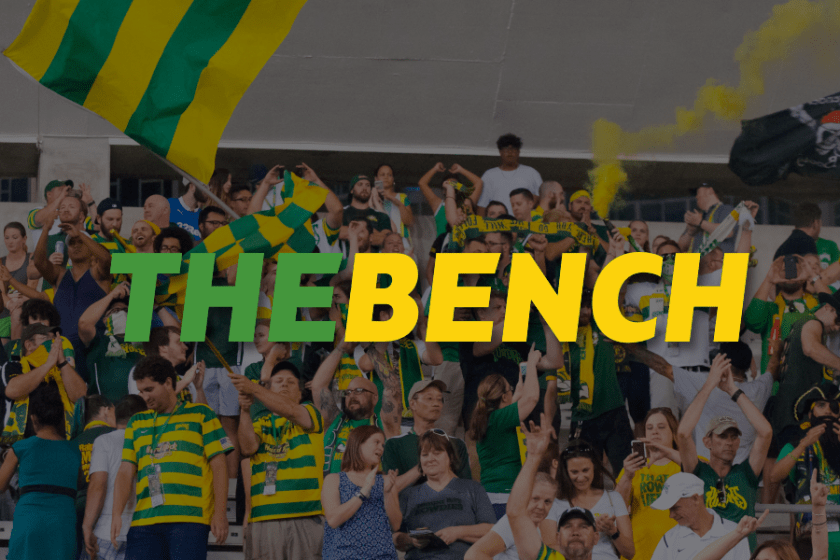 The Bench, volume 3 issue 1