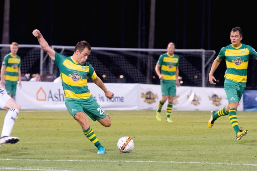 Rowdies Hand Monarchs First Loss of 2018