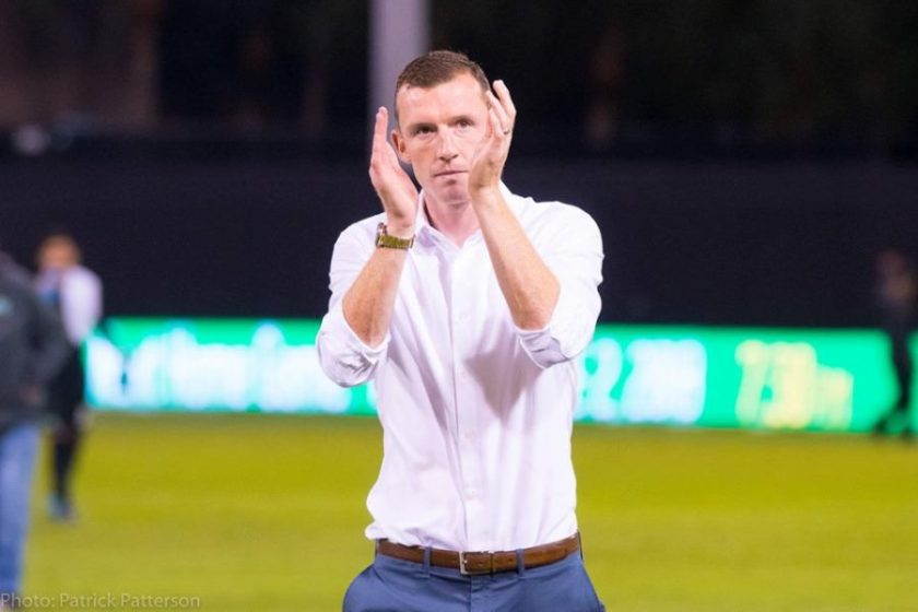 Collins Aims to Change Perception of the Rowdies as he Plans for Future