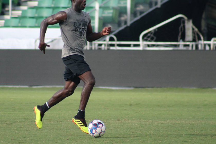 Poku Ready for Rowdies Debut