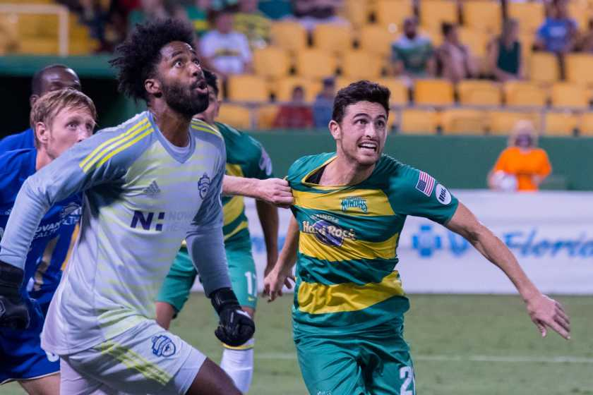Rowdies Postseason Hopes Come to an End in Home Finale