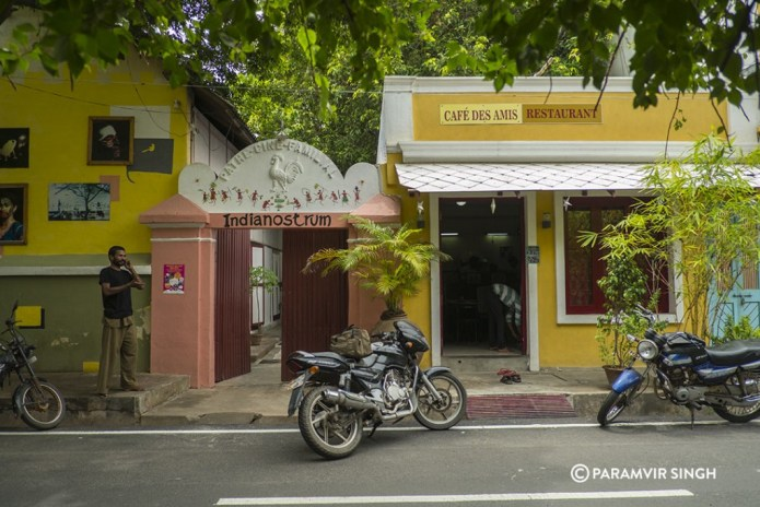Cafe Pondicherry