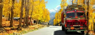 Bus Himachal Pradesh, India