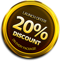 Save 20% on all website maintenance packages
