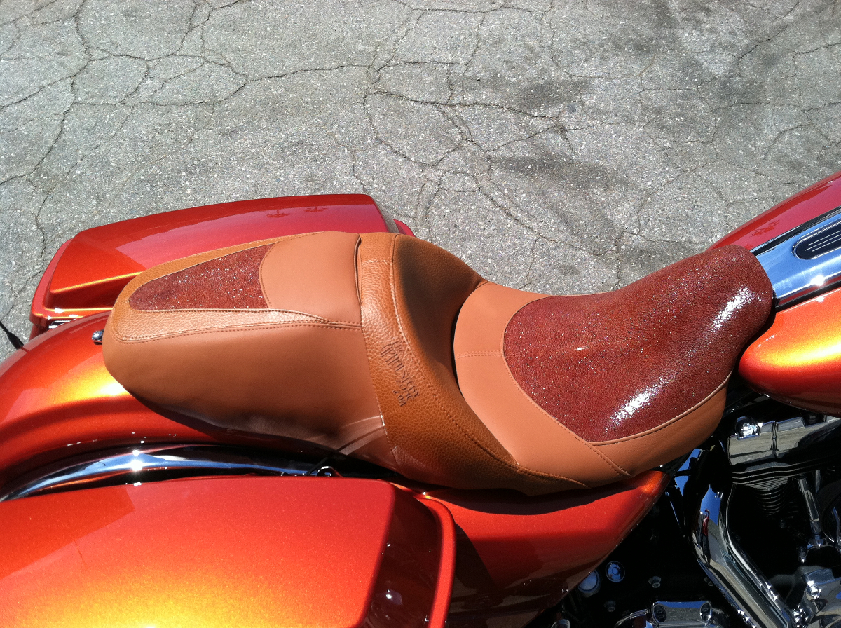 The Upholstery Zone Motorcycle Seats Custom Seats Auto