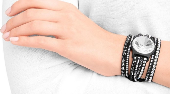 swarovski shine activity tracker