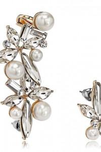 cercei_ear_cuff_asimetrici_crystal_pearl_white_borealy_1