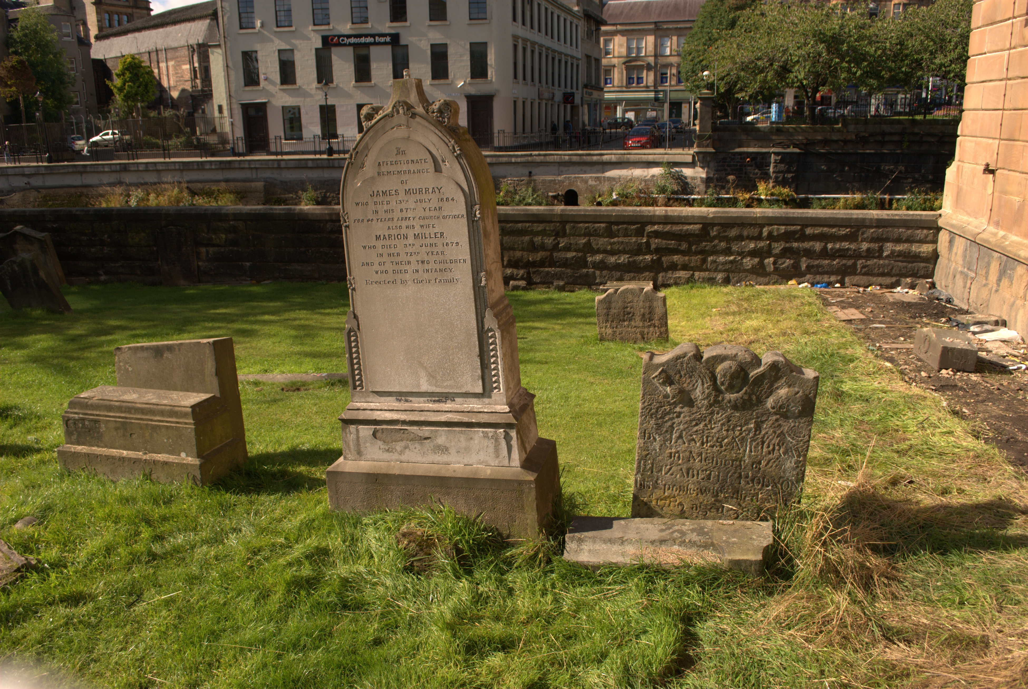 Online History Cafe – Paisley Genealogy Resources