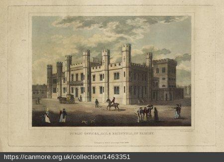 County Buildings & Jail