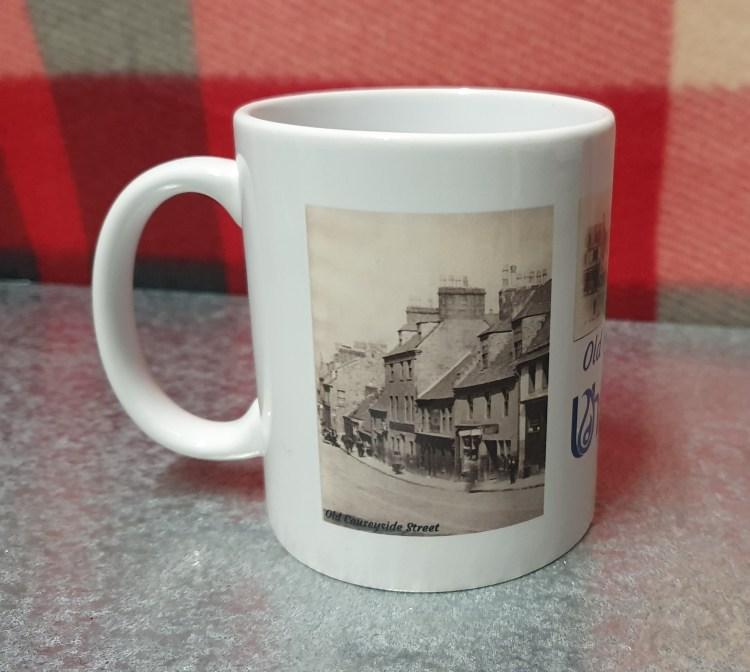 Old Paisley Mug