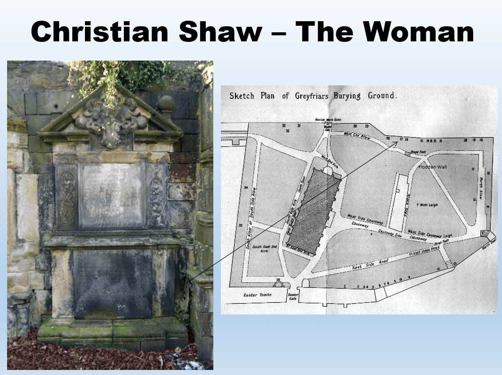 The Legacy of Christian Shaw – Thurs 17 Dec 7.30pm