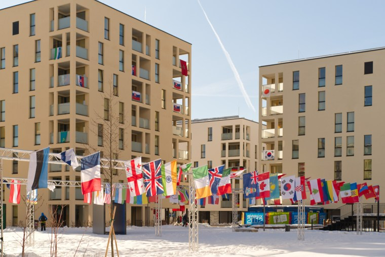 Guided Tour Youth Olympic Village at Jan 11th as part of the Innsbruck 2012 YOG