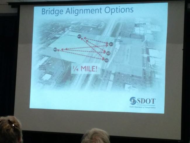Bridge Alignment Options