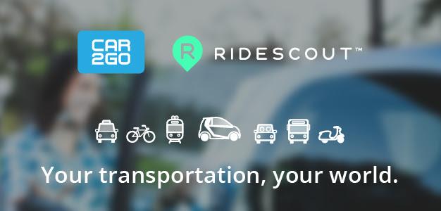 Car2Go-RideScout