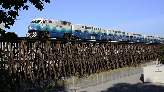 Tacoma Trestle