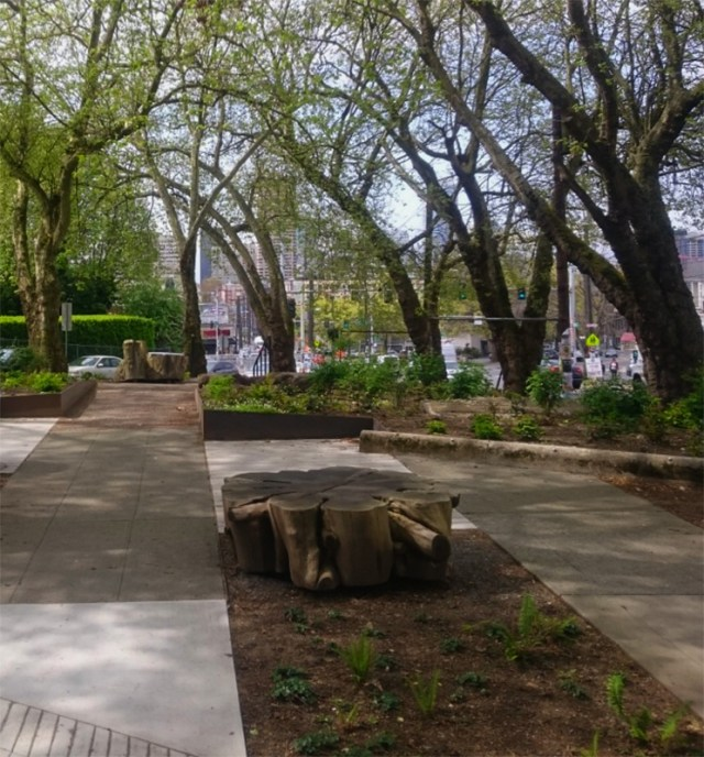 6 Bullitt Center public space
