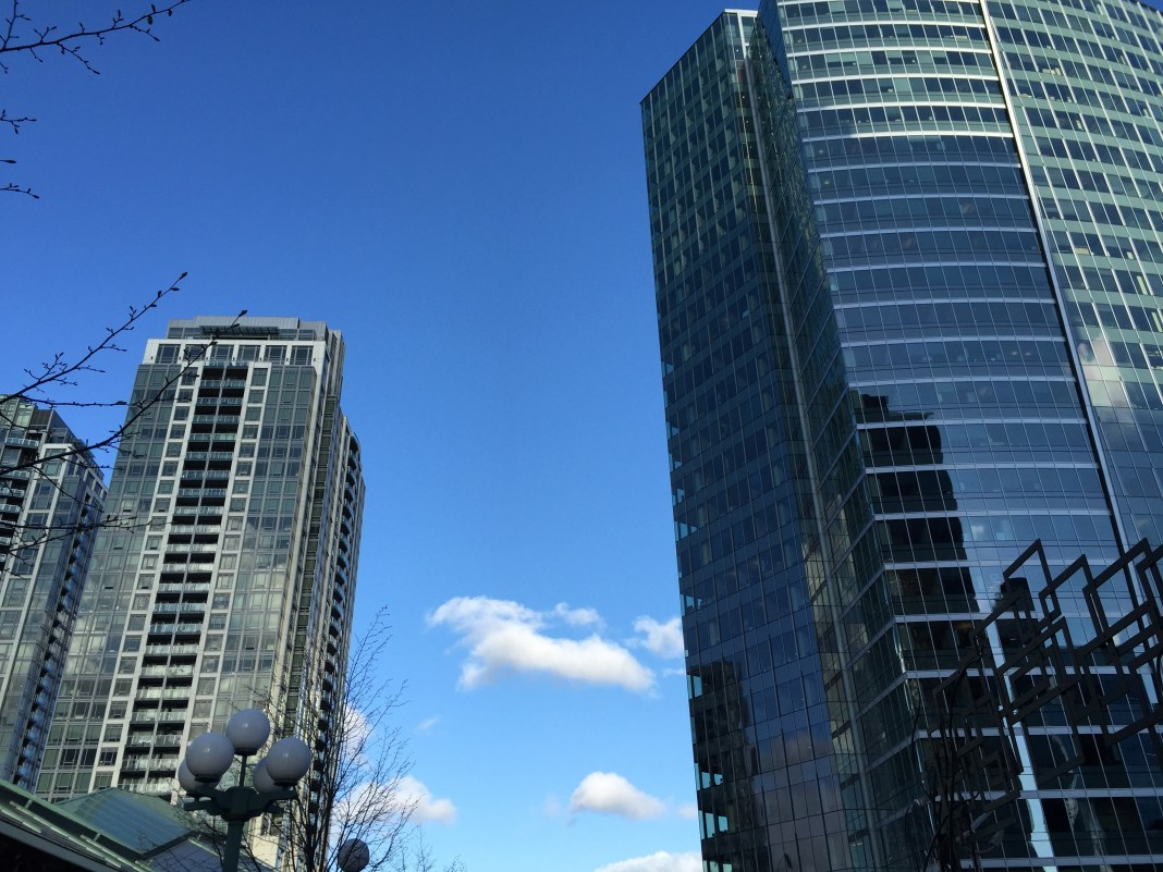 Downtown Seattle Development