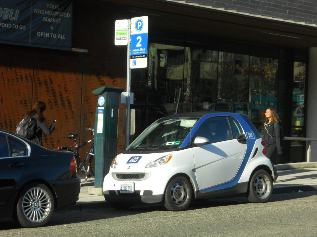 Car To Go Seattle >> Seattle Set To Increase Car Share Limits The Urbanist