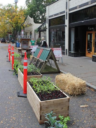 Micro farm by Seattle Urban Farm Company. Photo by Sarah Oberklaid.