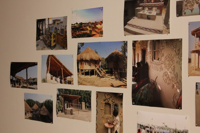 'Barefoot Architecture' by Yasmeen Lari and Heritage Foundation of Pakistan. Photo by Sarah Oberklaid.