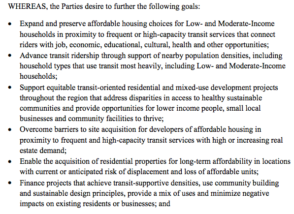 Stated goals of the REDI Fund agreement. (City of Seattle)