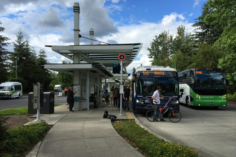 Overlake Transit Center