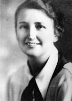 Elizabeth Ayer (1897-1987), 1939. Photo courtesy UW Special Collections.