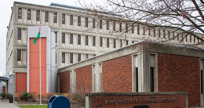 The exiting King County youth jail is a little dated but apparently quite functional. (King County).