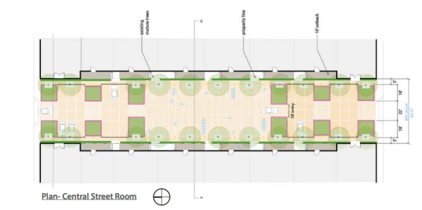 8th Ave N from above (proposed) (City of Seattle)