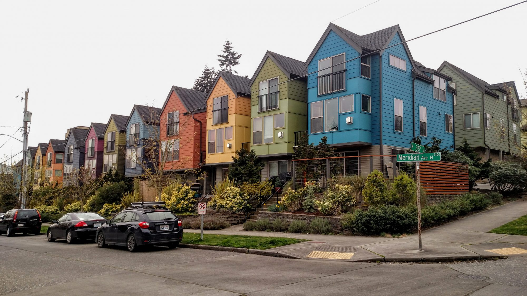 Tiny House Town Beautiful Seattle Tiny House: Broaden The Boom: How To Rezone Single-Family Seattle