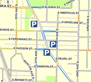 SDOT Finalizes Columbia City Community Access And Parking Program ...