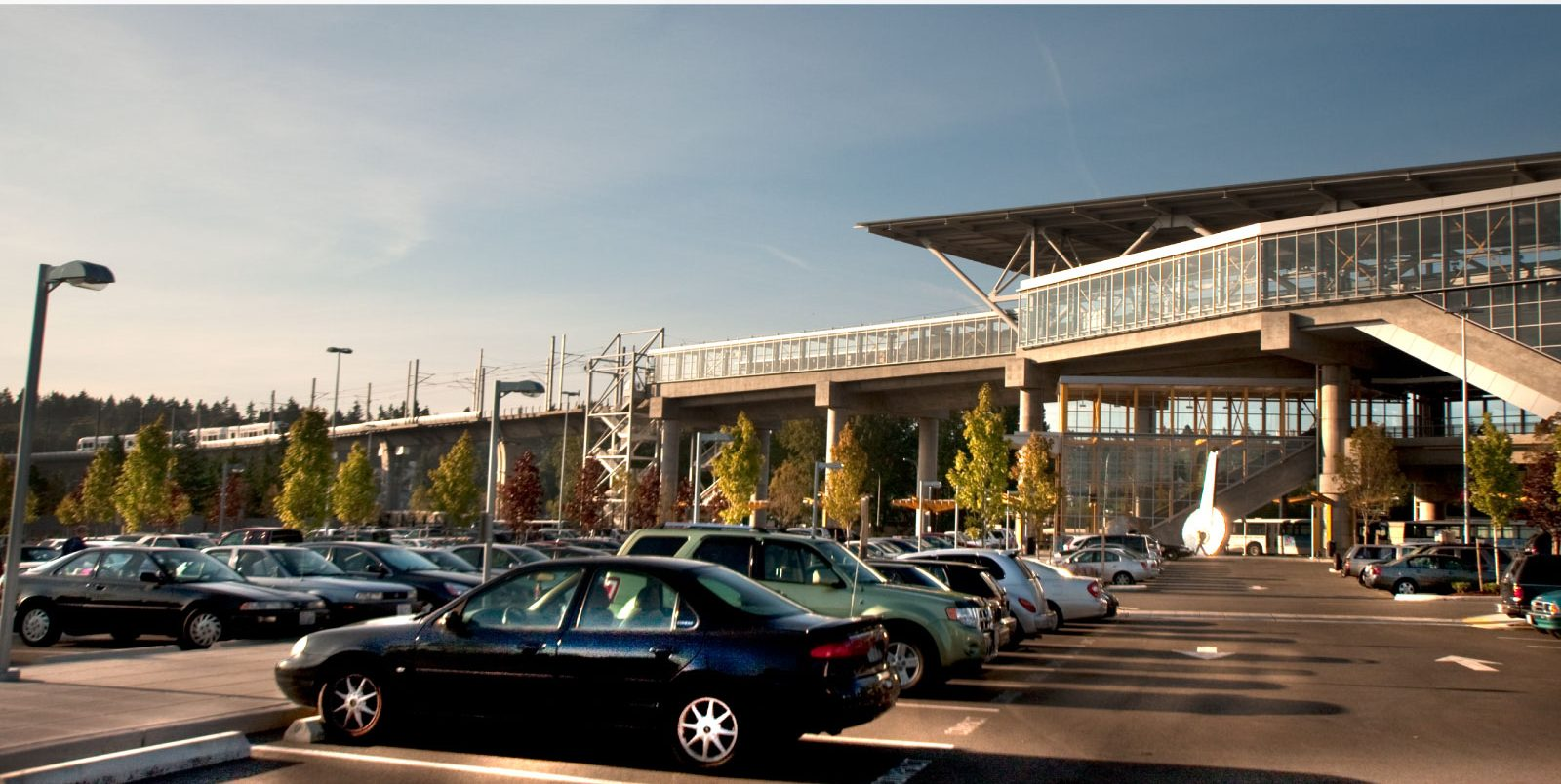 Sound Transit Expands Permit Parking at Its Park-and-Rides