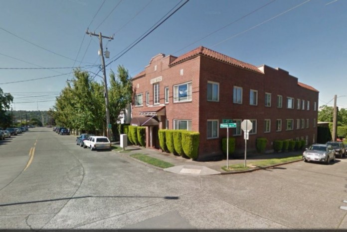 Pre-zoning apartment in Fremont. (Google Maps)
