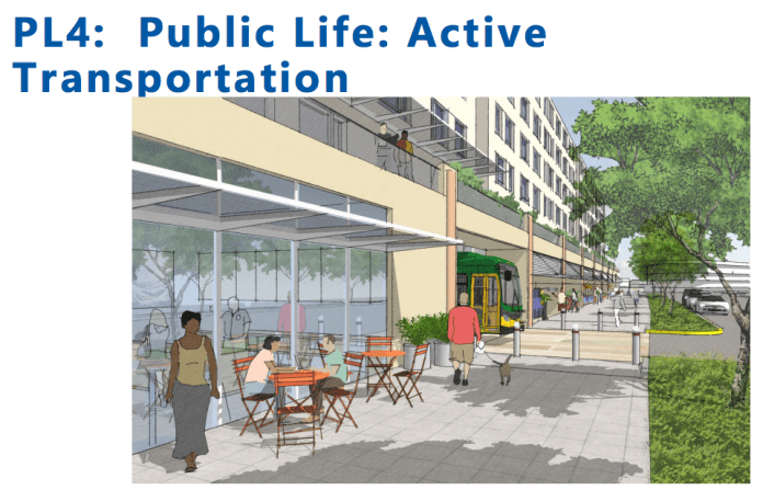 Excerpt of the design guidelines. (City of Seattle)
